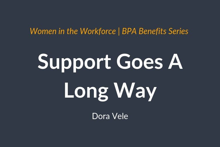 support for women in the workforce